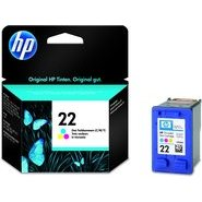 HP Druckpatrone Nr. 22 color (C9352AE)